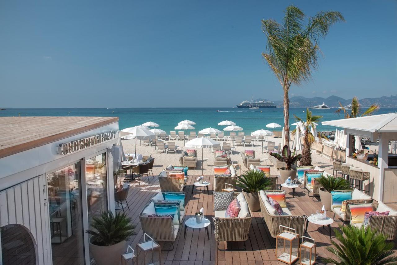 Hôtel Mercure Cannes Croisette Beach - Laterooms