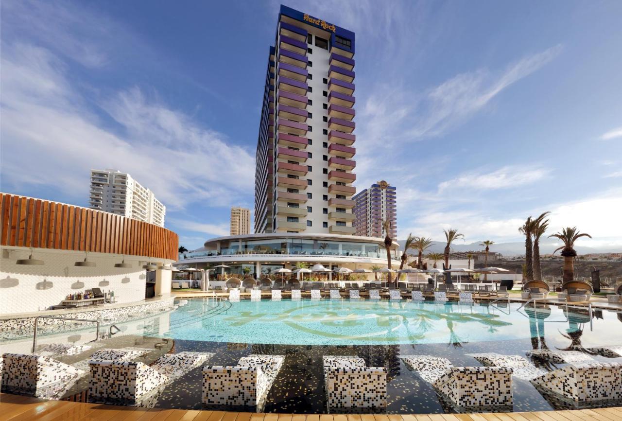Hard Rock Hotel Tenerife - Laterooms