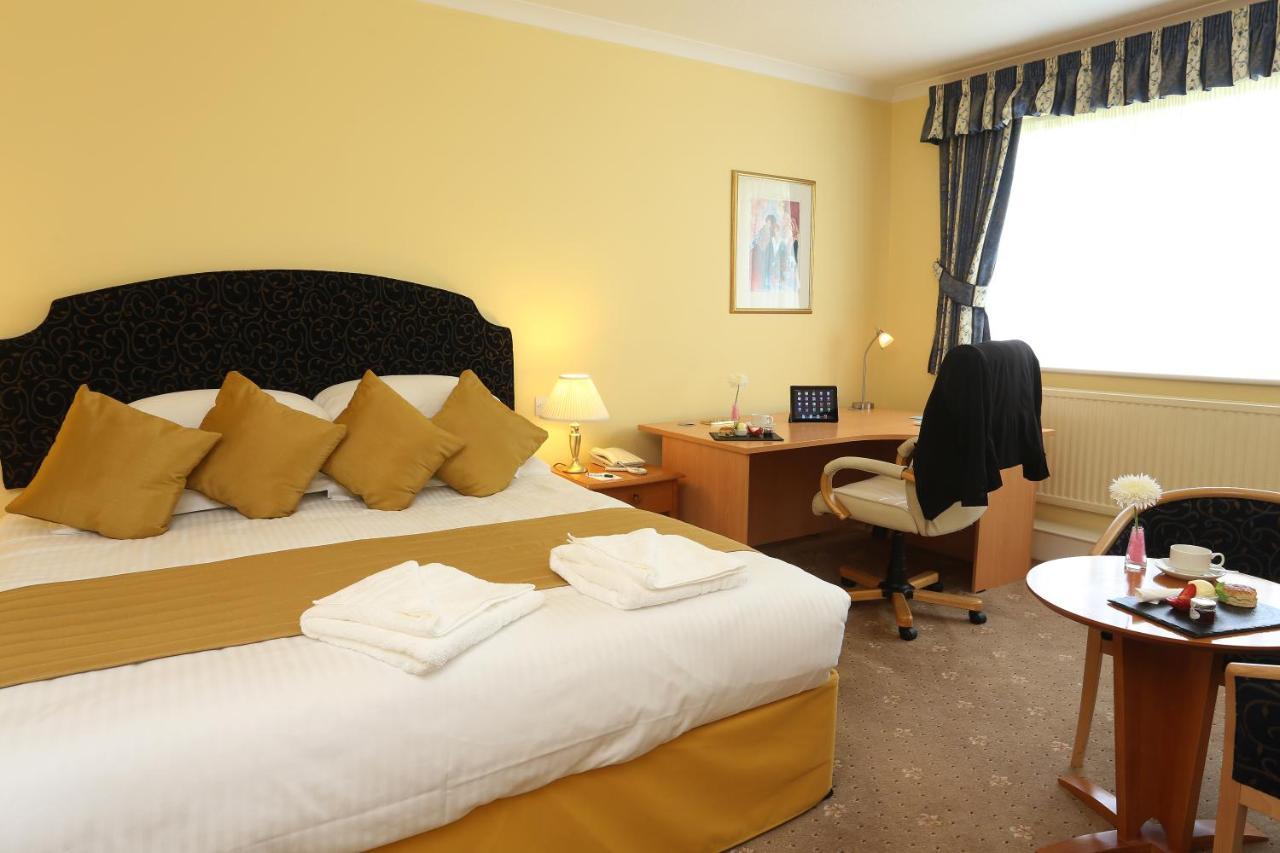 BEST WESTERN Tiverton Hotel - Laterooms