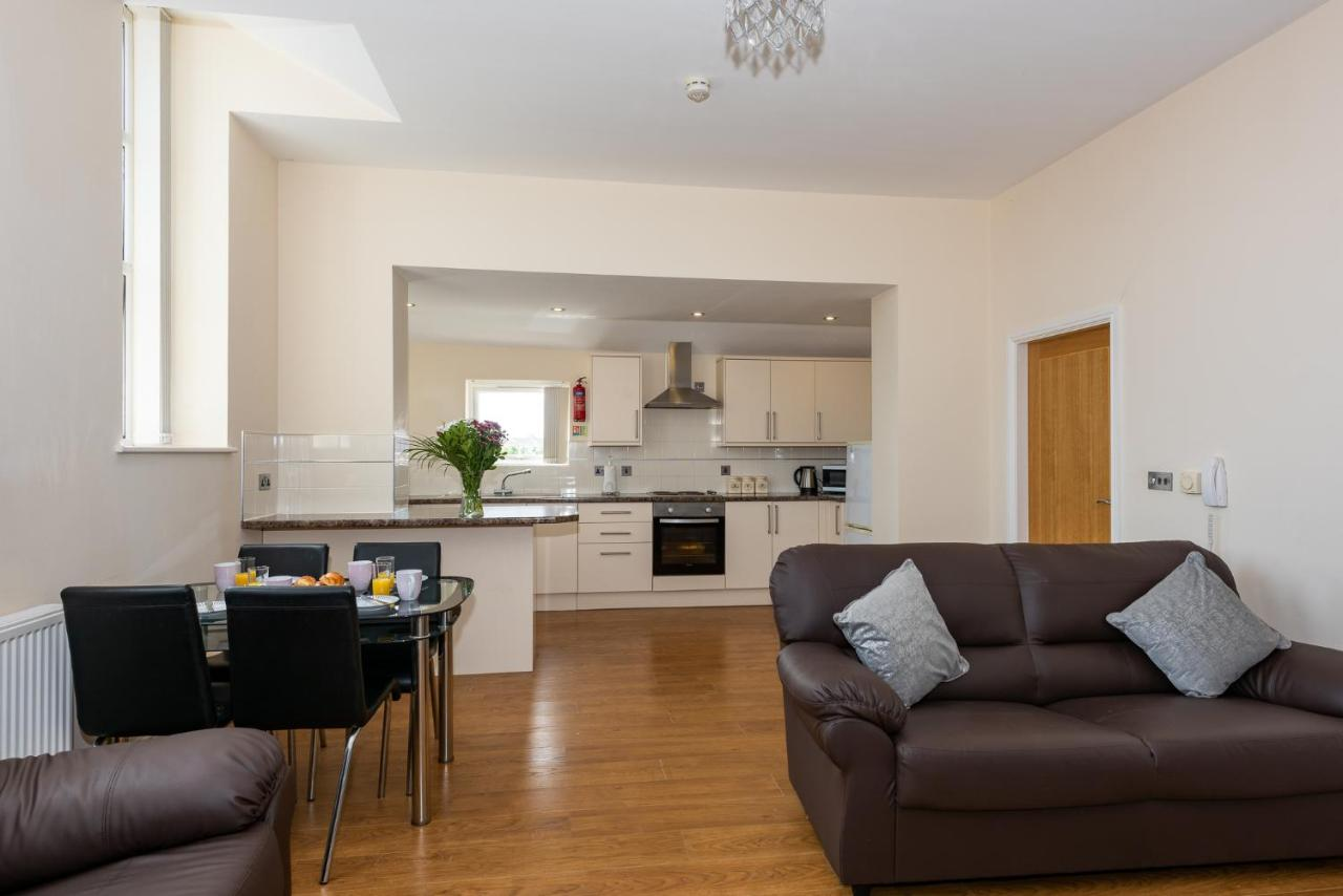 Waterview Deluxe Apartments - Laterooms