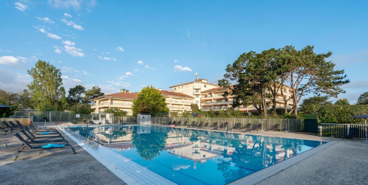 Hôtel De Chiberta & Du Golf - Laterooms
