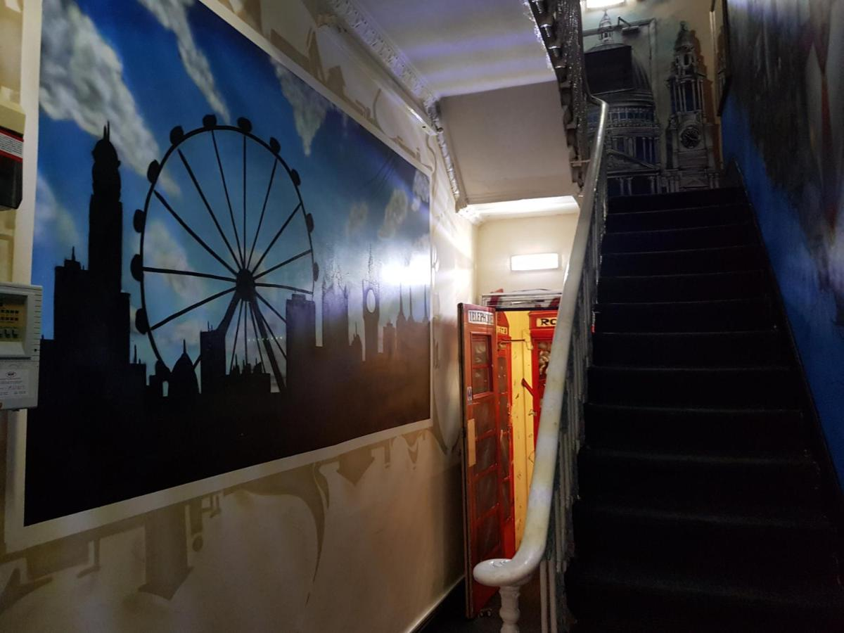Central Hotel - Laterooms