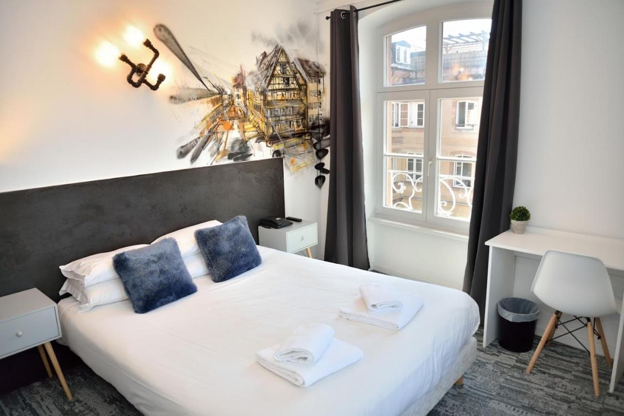 Hotel Des Arts - Laterooms