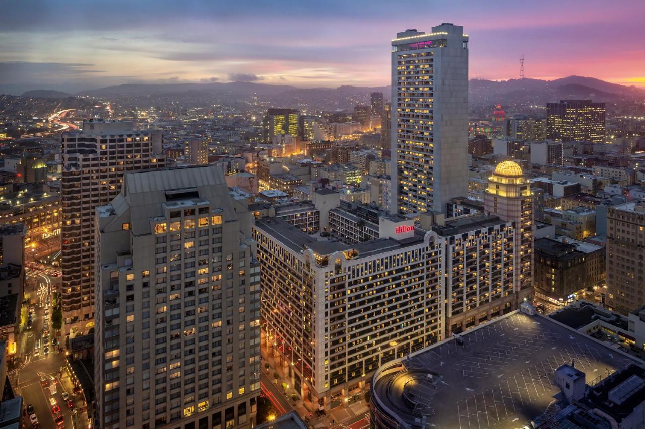 Hilton San Francisco Union Square - Laterooms