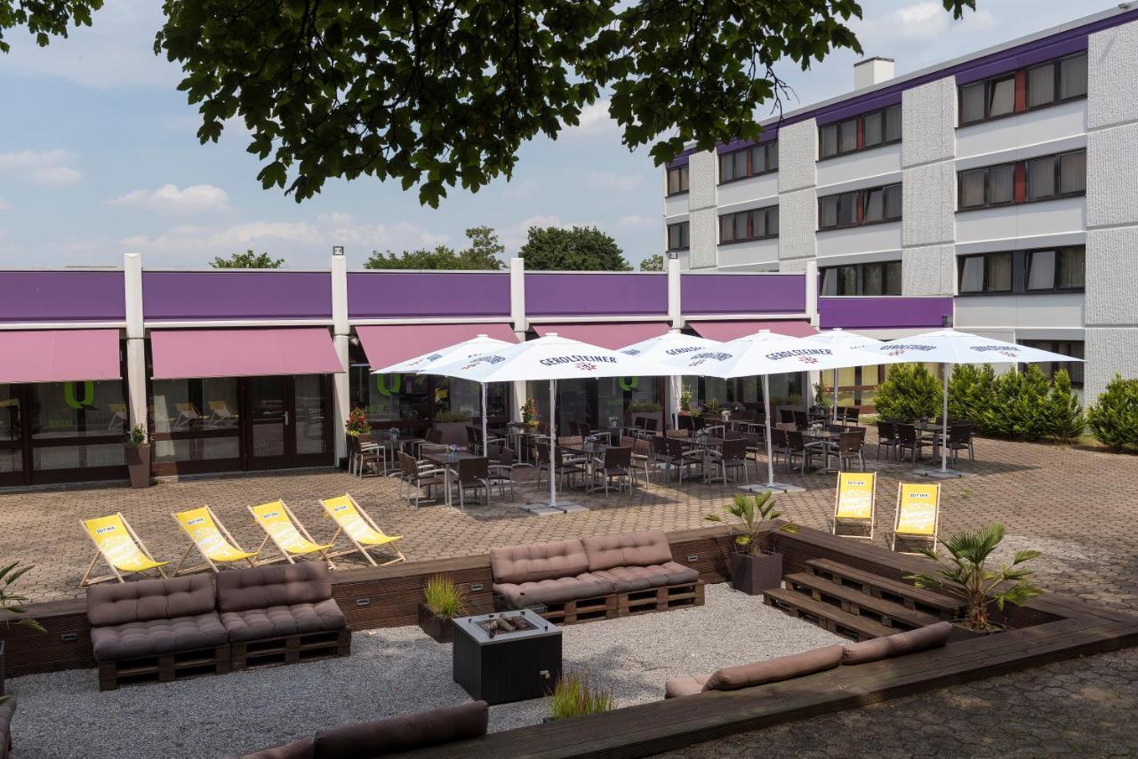 Mercure Hotel Duesseldorf Airport - Laterooms