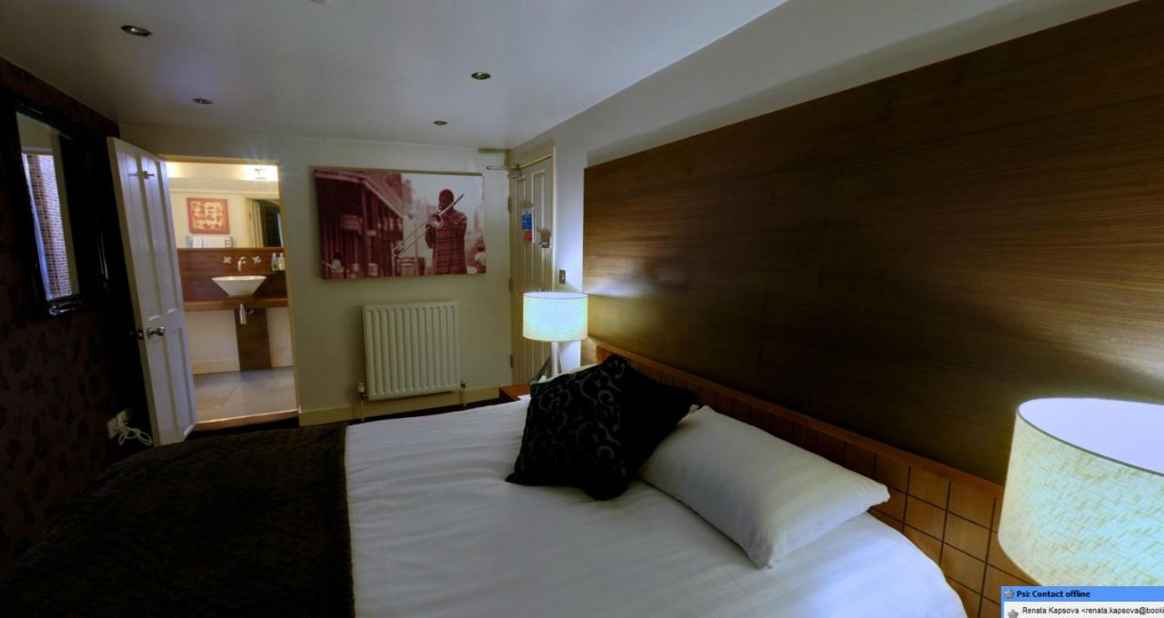 The Kenilworth - Laterooms