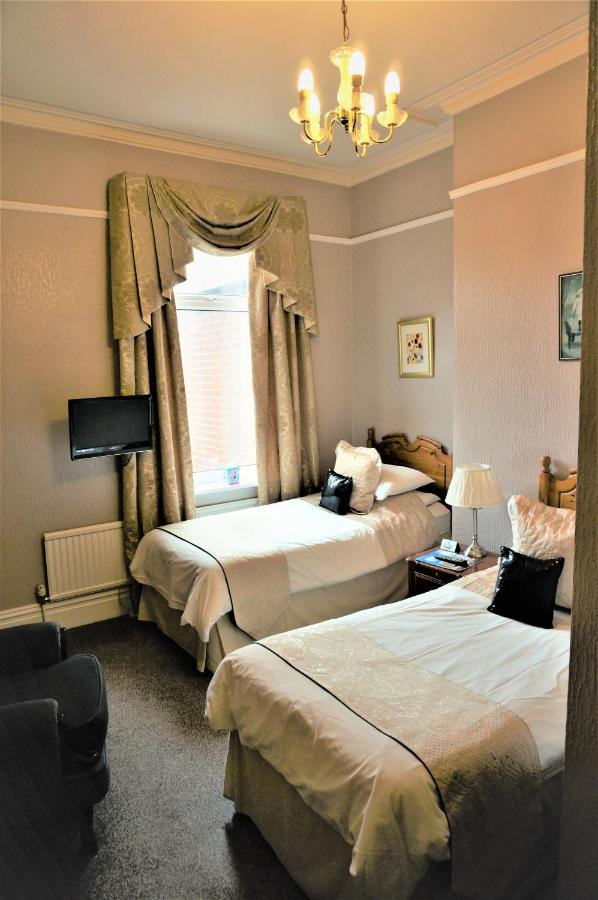 Britannia Guesthouse - Laterooms