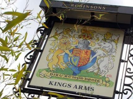 The Kings Arms - Laterooms