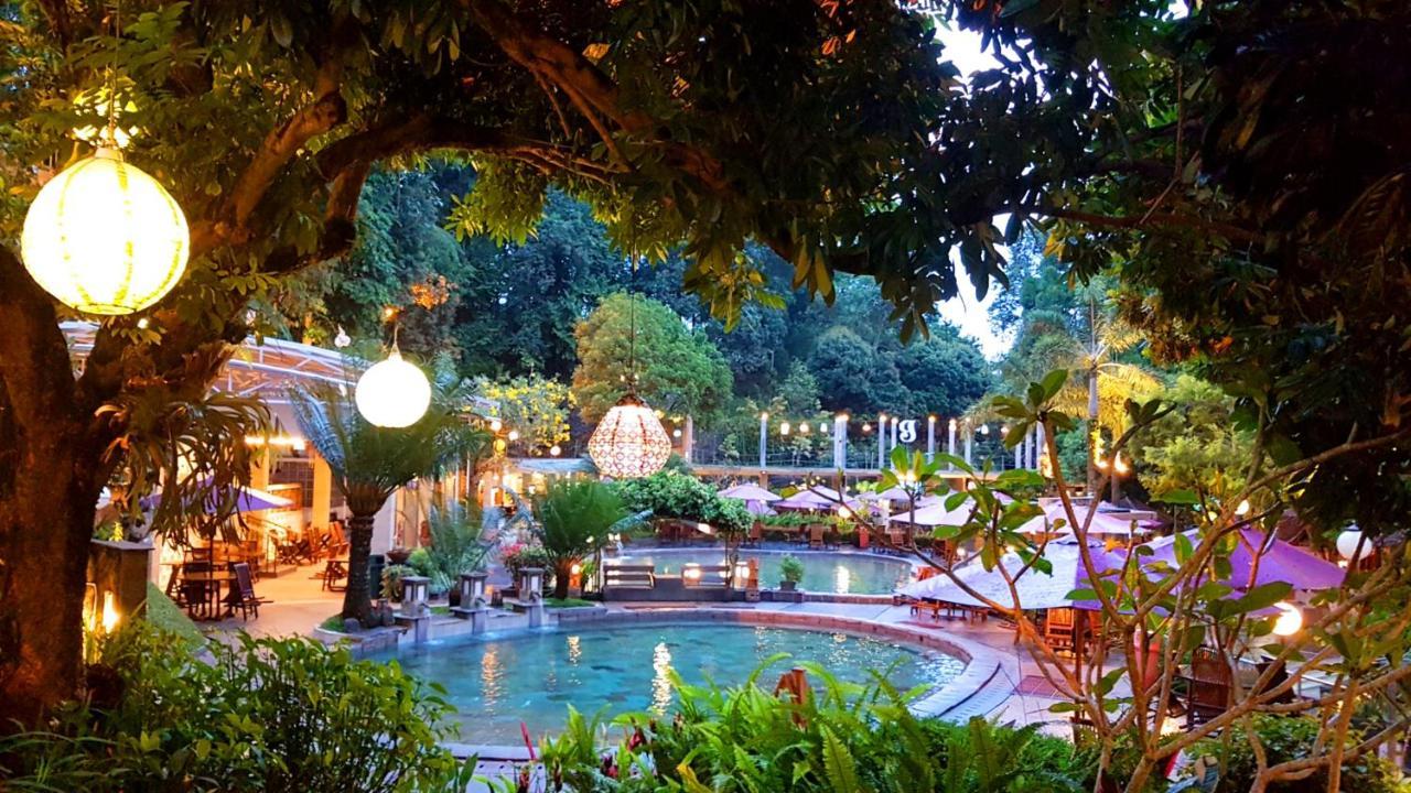 Recomended Pemandian Air Panas Terbaik di Bandung
