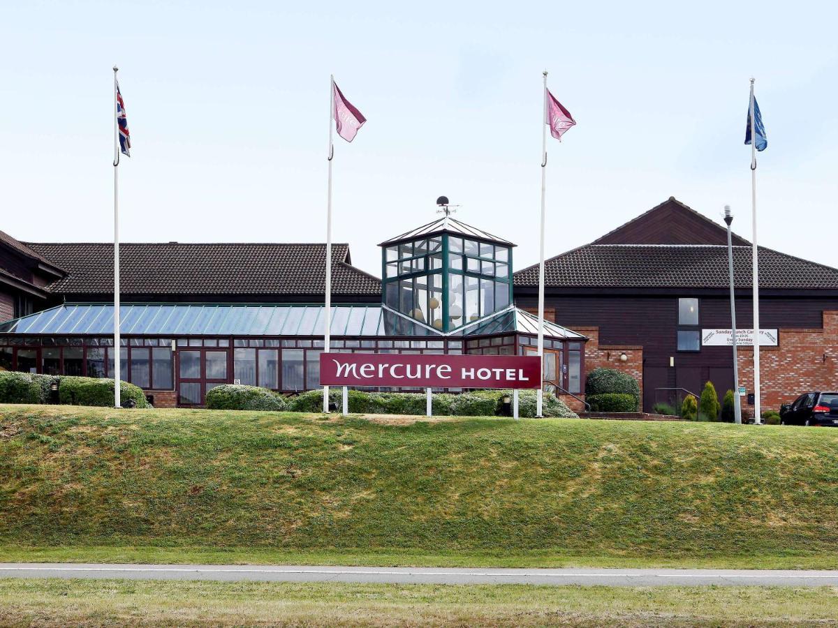 Mercure Hatfield Oak Hotel - Laterooms