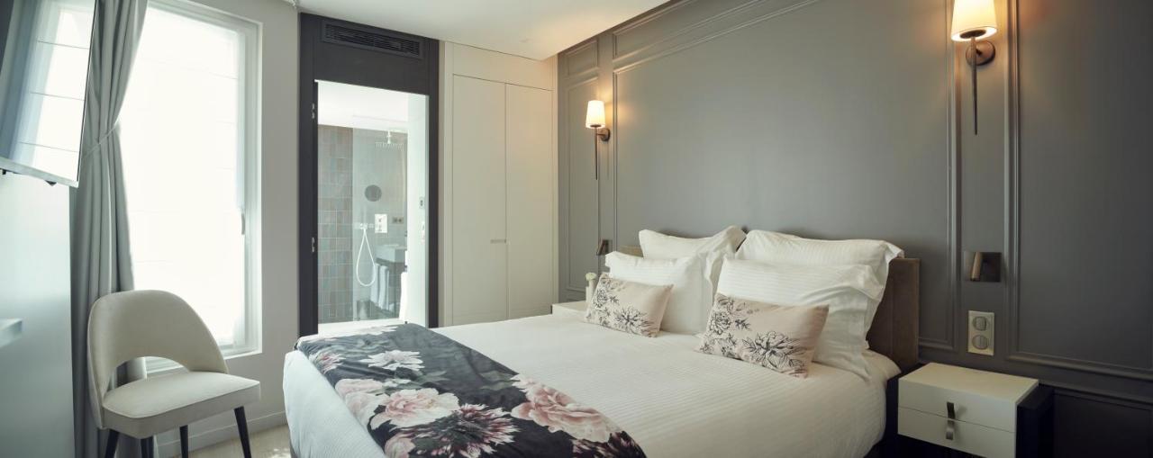 Hotel Paris Rivoli - Laterooms