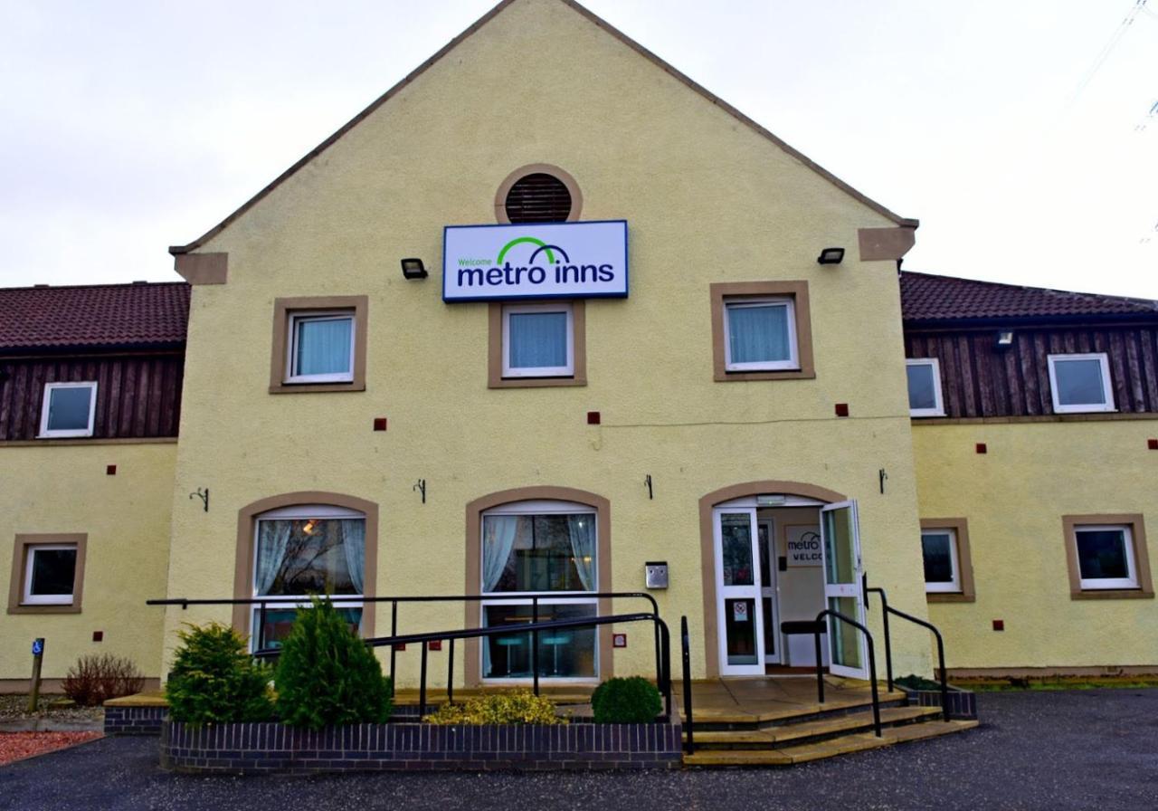 Metro Inns Falkirk - Laterooms