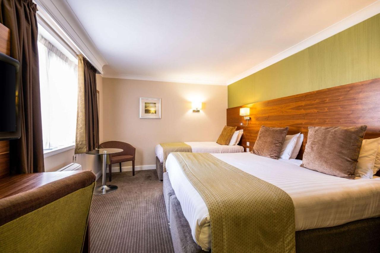 Quality Hotel Boldon - Laterooms