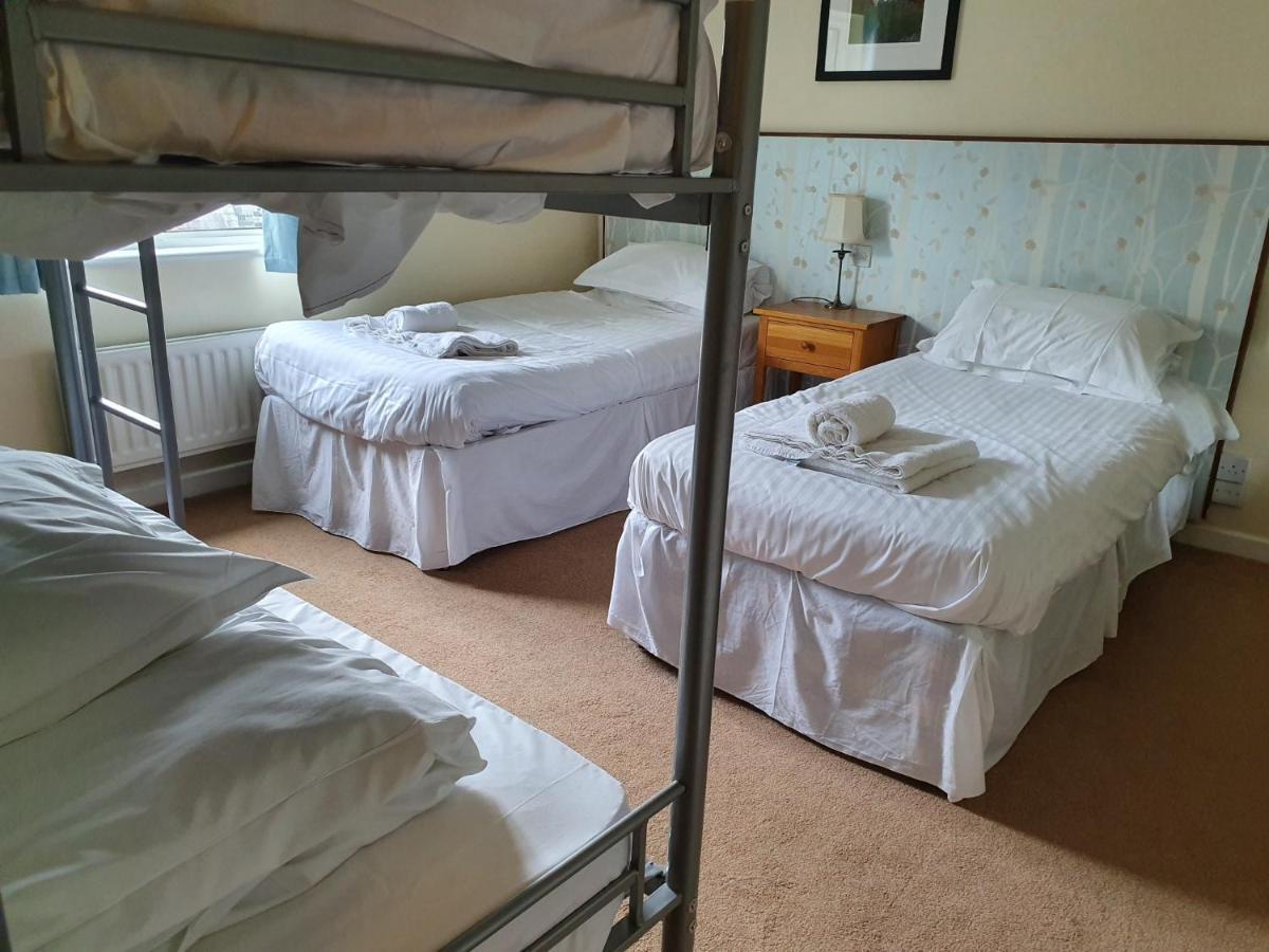 Glan Aber Hotel - Laterooms