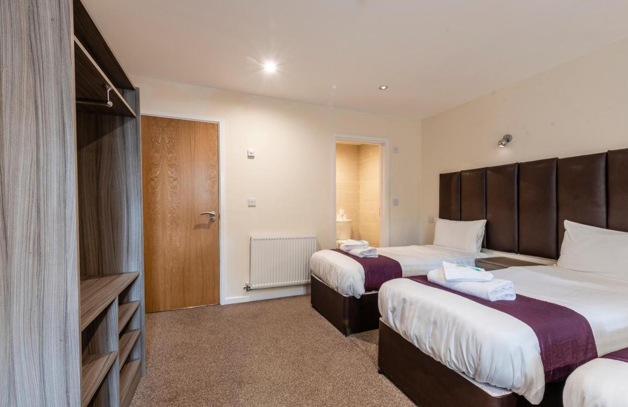 Hallmark Inn Chester - Laterooms
