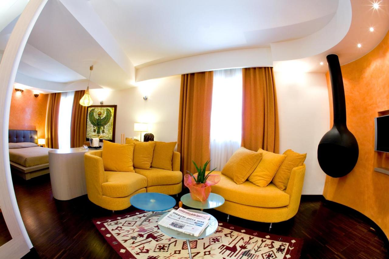Grand Hotel Olimpo - Laterooms