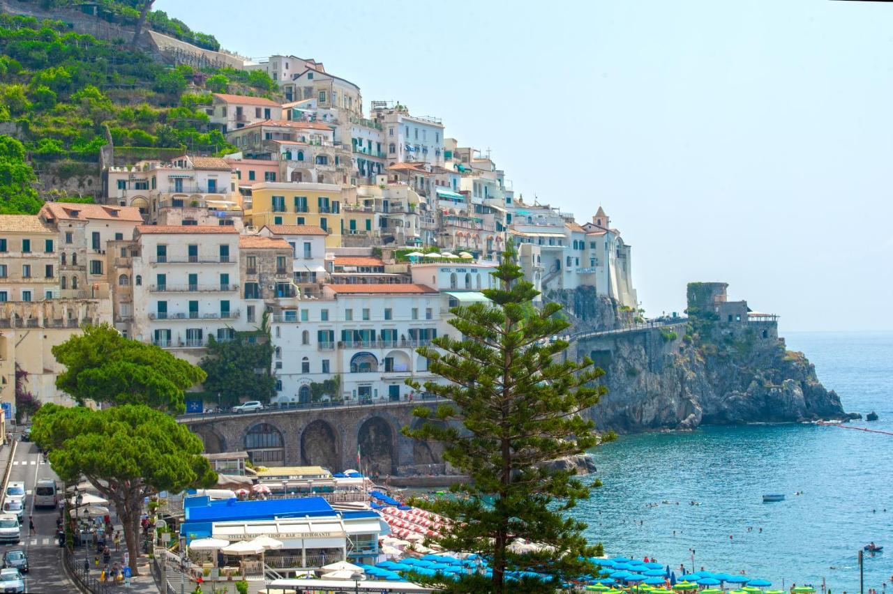 NH Collection Grand Hotel Convento di Amalfi - Laterooms