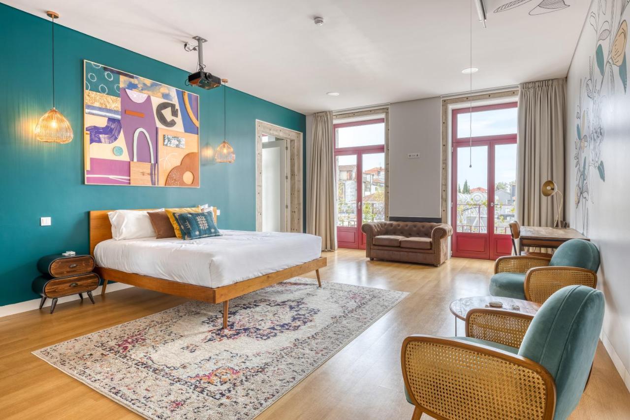 Holiday Inn PORTO - GAIA - Laterooms