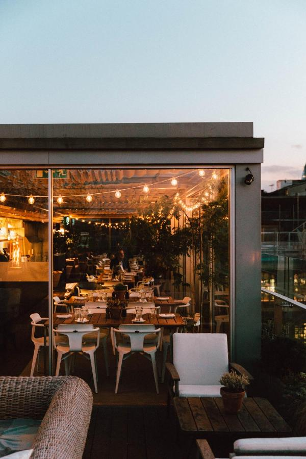 Crowne Plaza London - Shoreditch - Laterooms