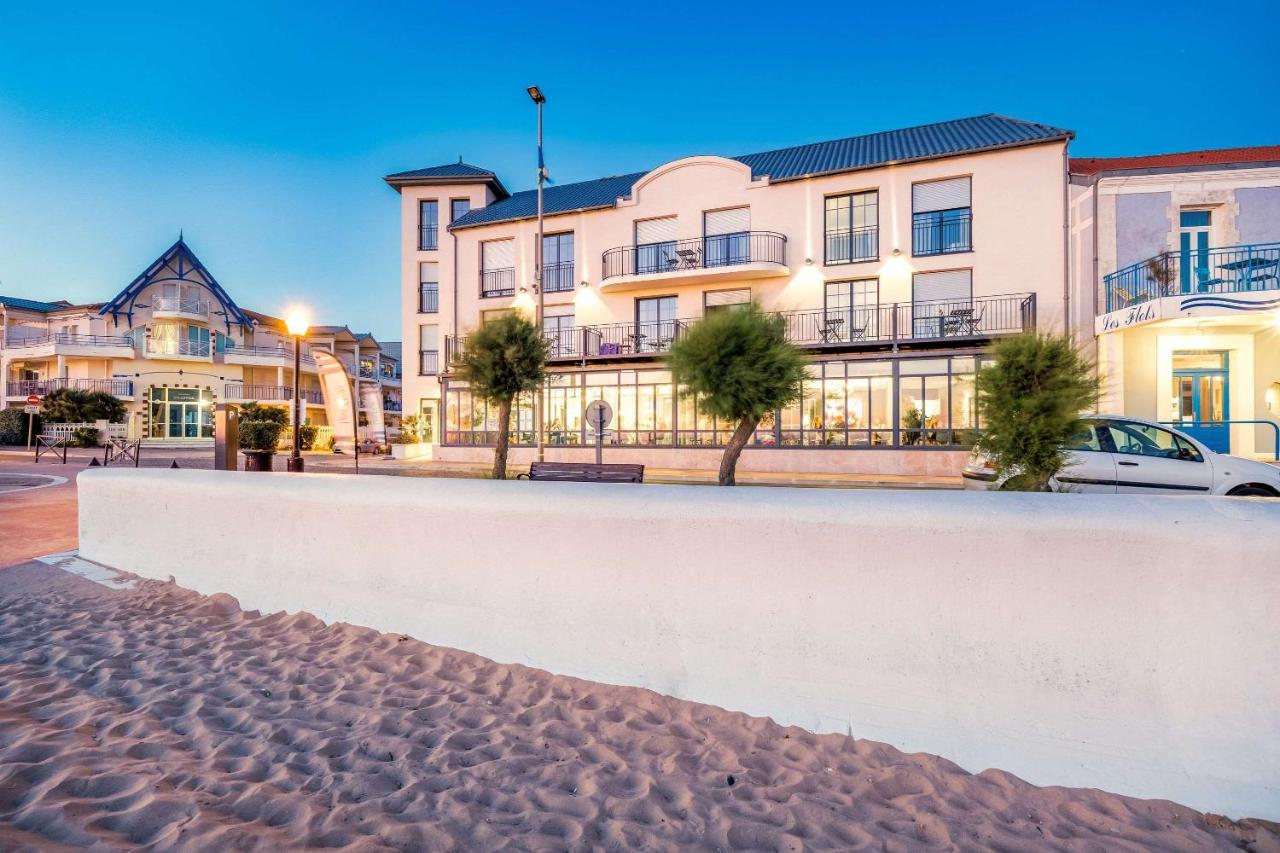 Clarion Collection Hotel Les Flots - Chatelaillon Plage - Laterooms