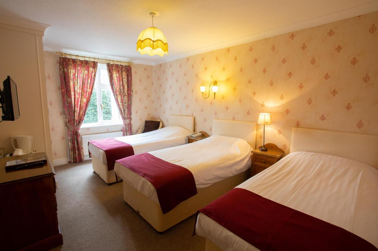 Fines Bayliwick Hotel - Laterooms