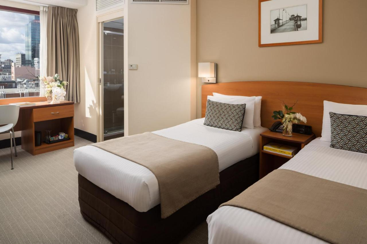 Mercure Welcome Melbourne - Laterooms