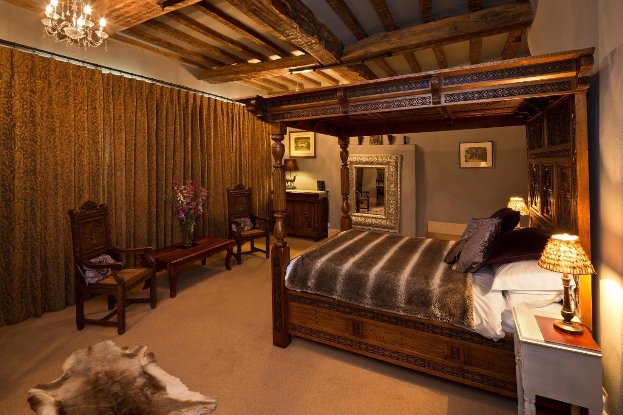 Darsham Old Hall - Laterooms