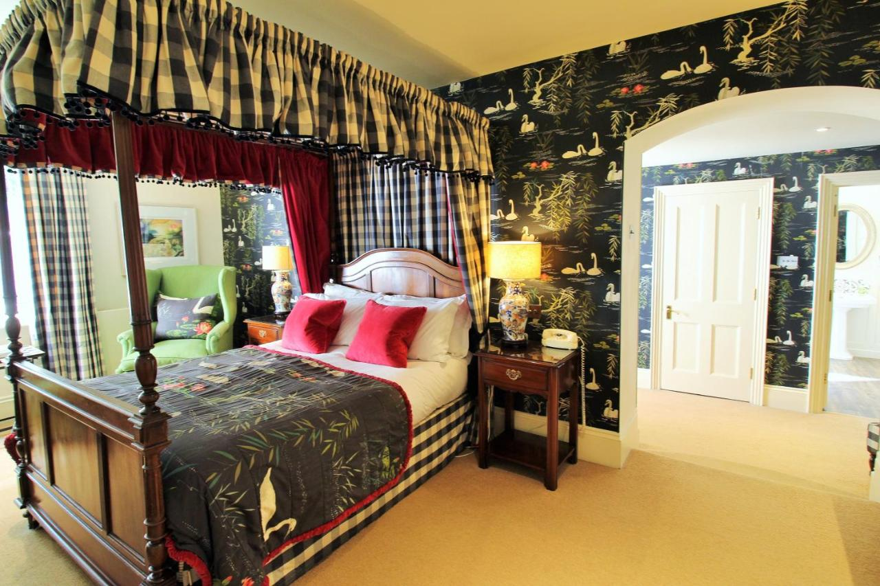 lion and swan hotel - Laterooms