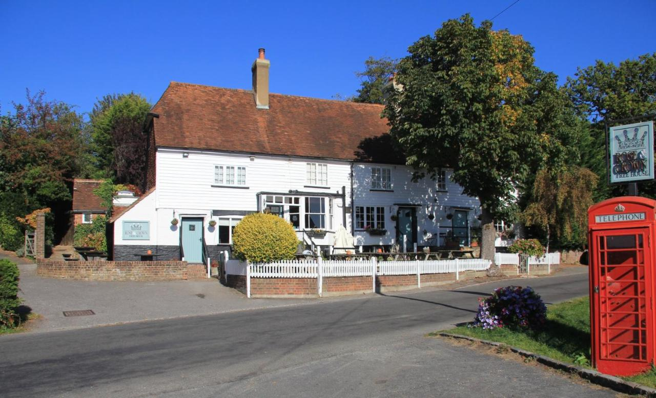 Rose and Crown - Laterooms
