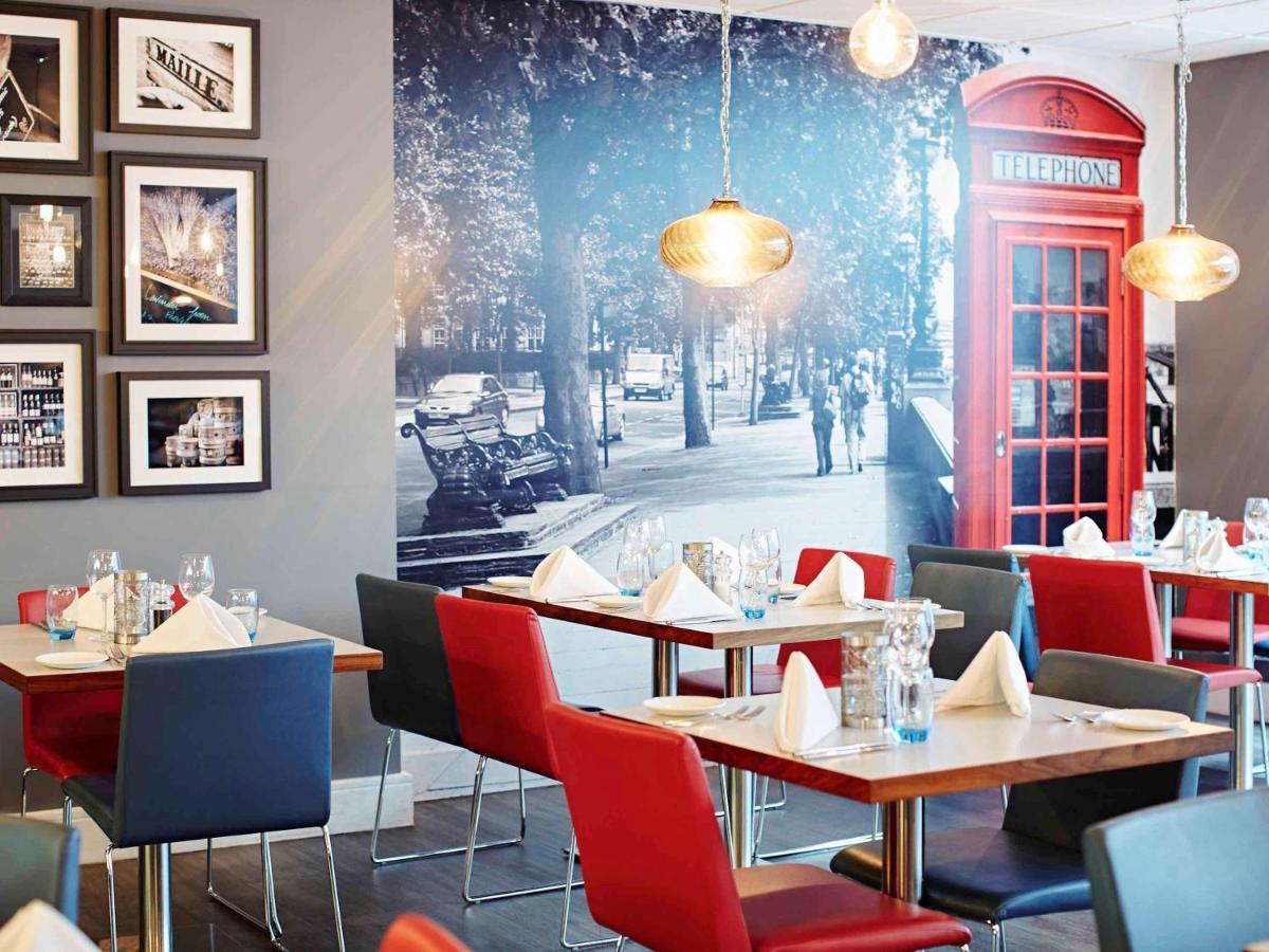 Novotel London Waterloo - Laterooms