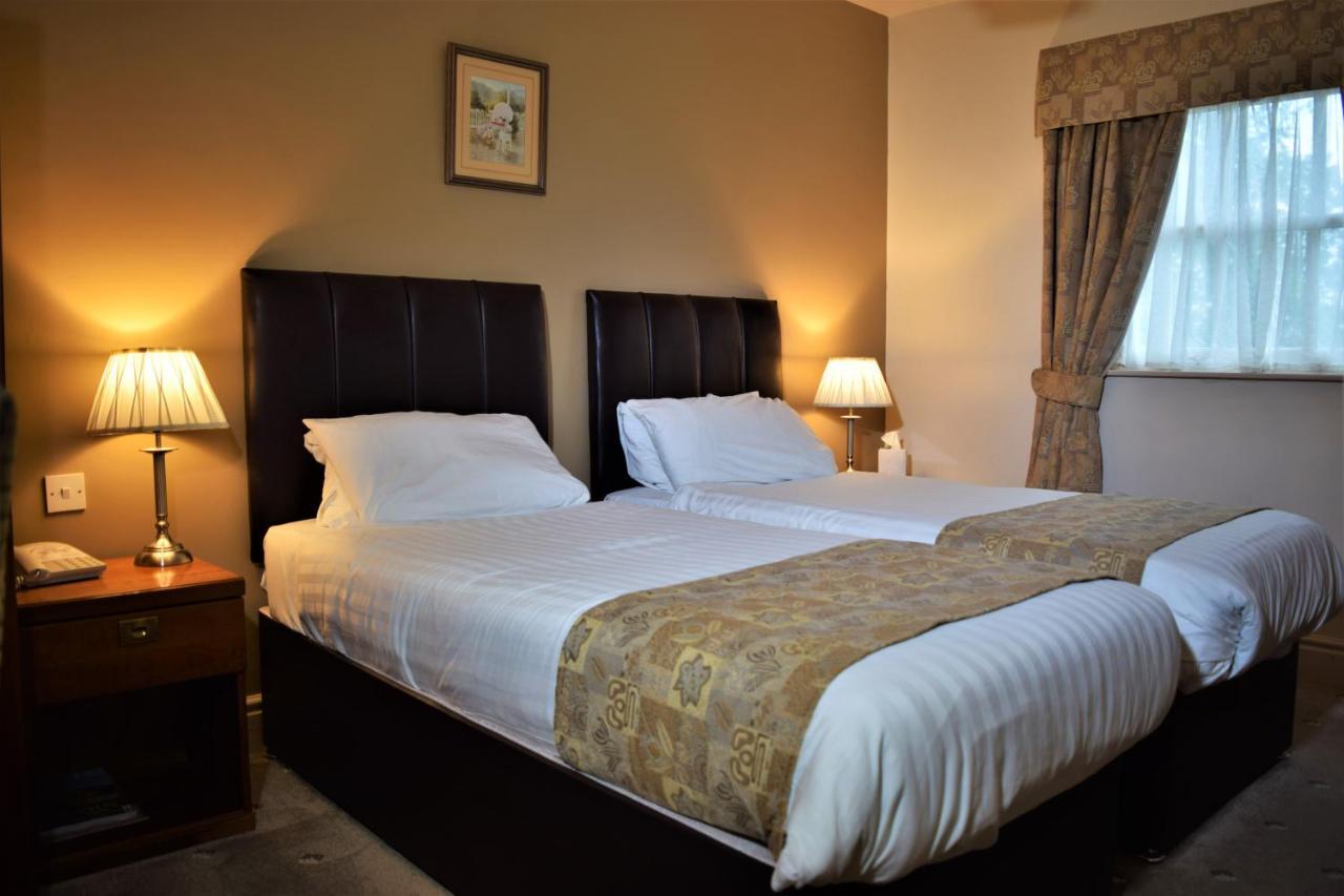 Healds Hall Hotel - Laterooms