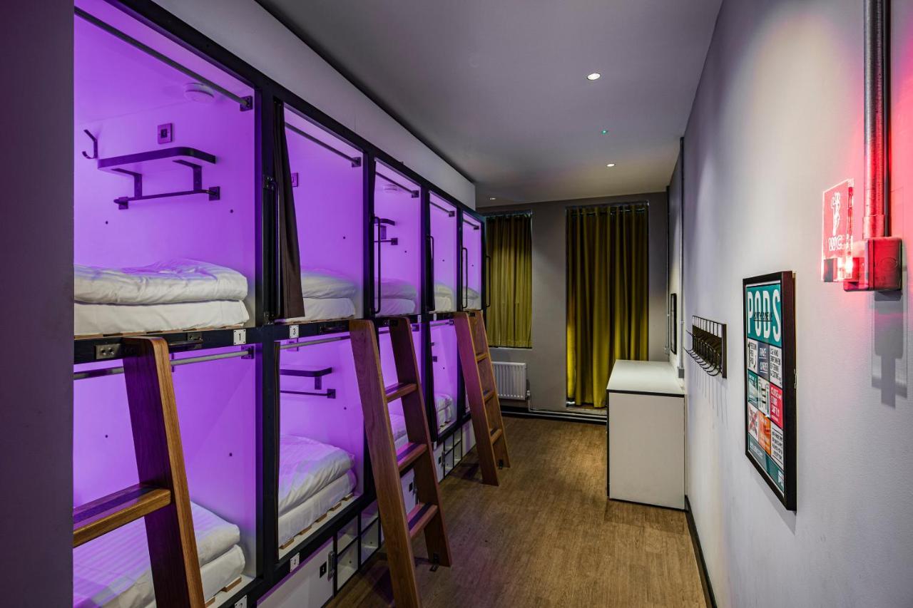 Jacobs Inn Hostel - Laterooms