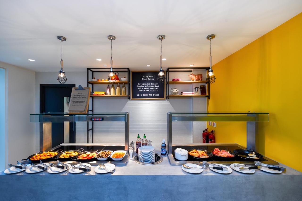 Staycity Aparthotels London Heathrow - Laterooms