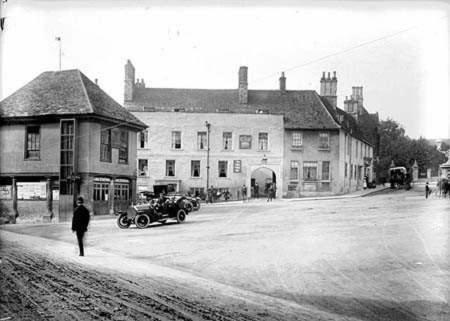 The Old Crown Coaching Inn - Laterooms