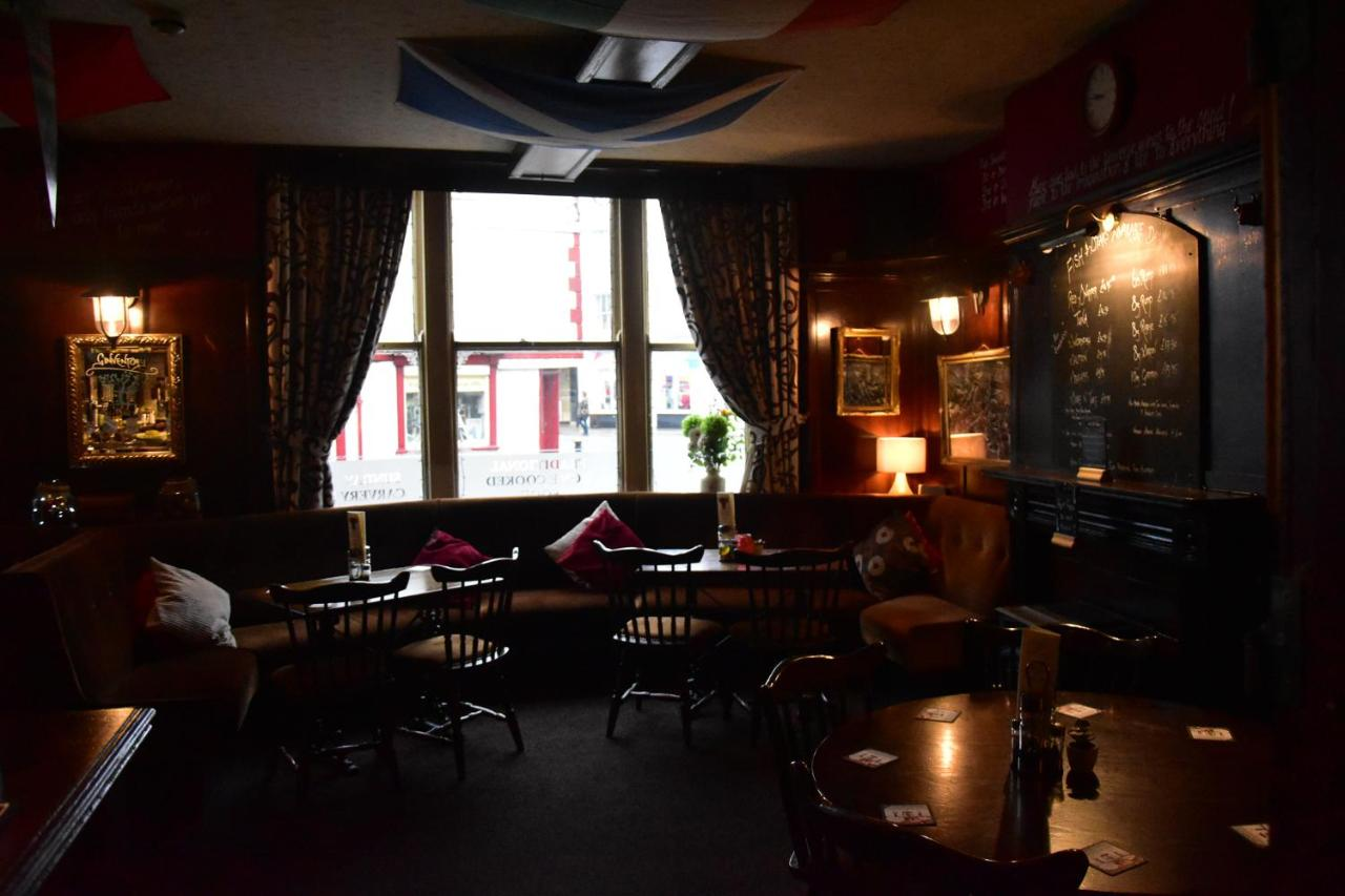 The Bull Hotel - Laterooms