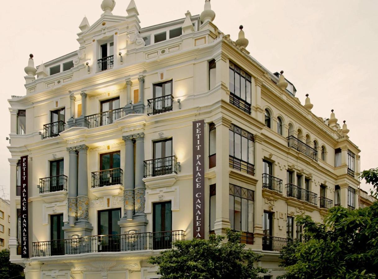 Petit Palace Canalejas - Laterooms