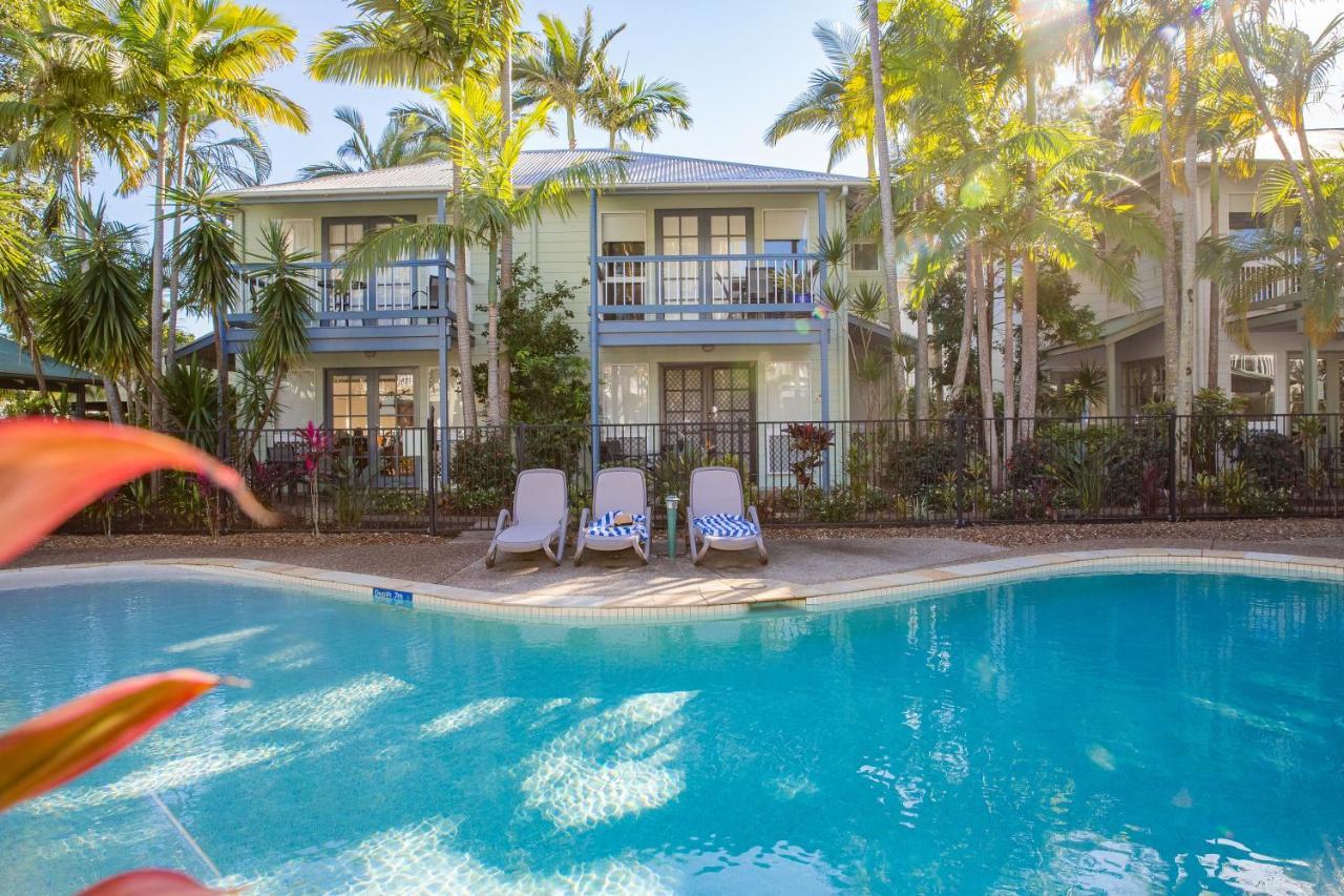 Coral Beach Noosa Resort - Laterooms
