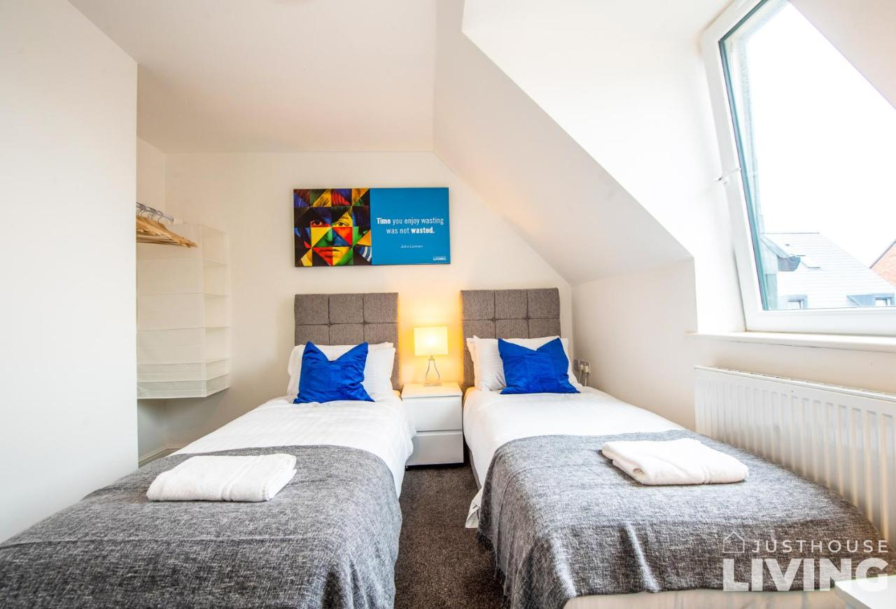 Liverpool House - Laterooms