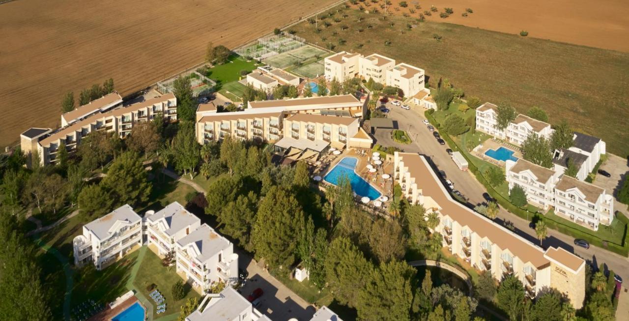 Aparthotel Duva & Spa - Laterooms