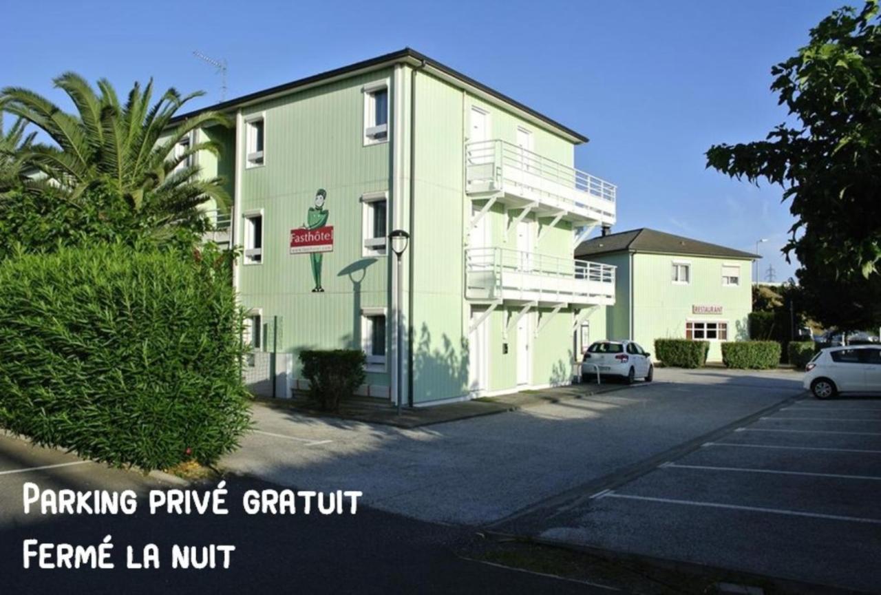 hotelF1 Perpignan Sud - Laterooms