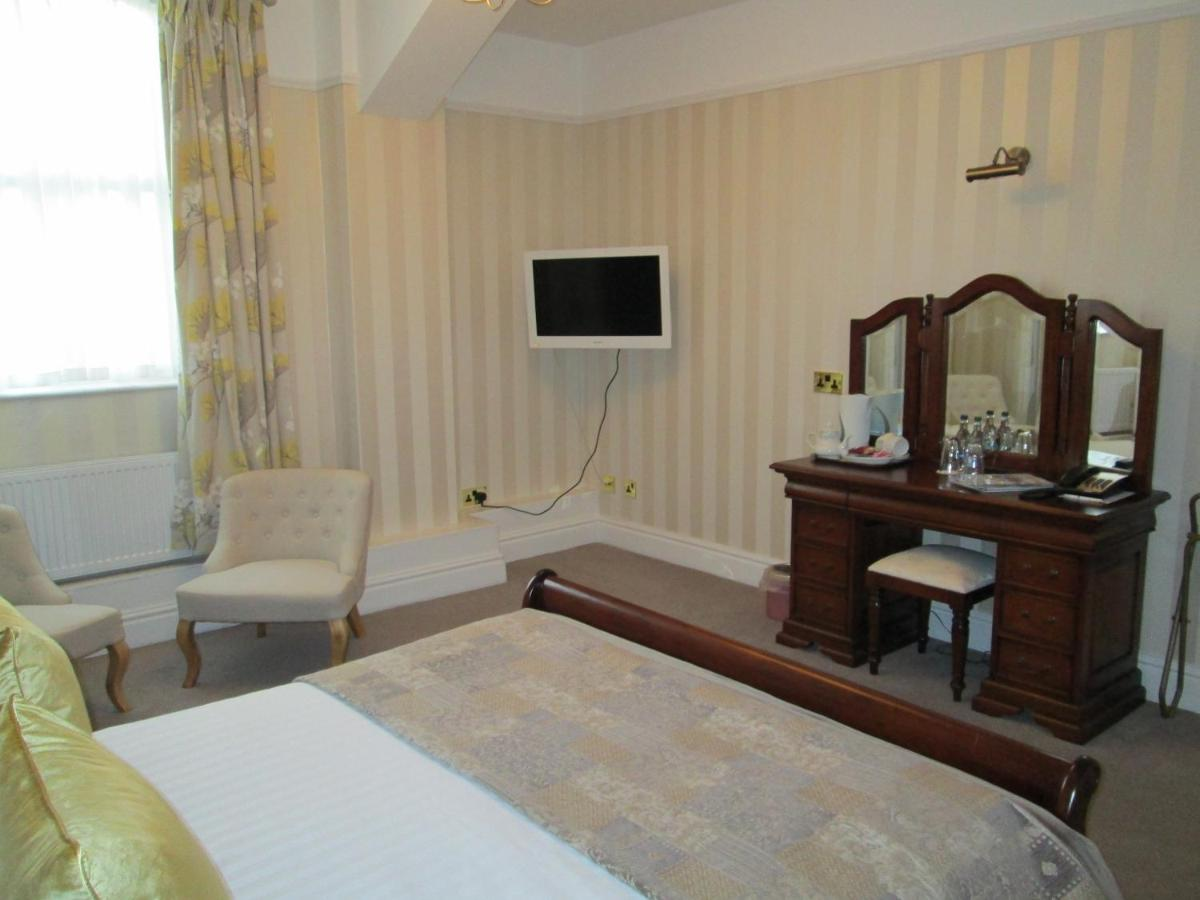 Solberge Hall Hotel - Laterooms