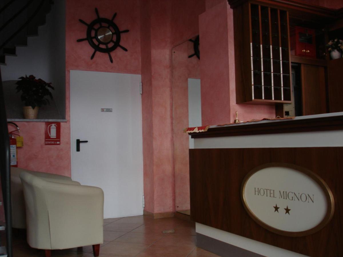 Hotel Mignon - Laterooms