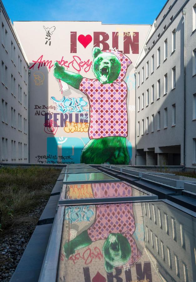 Tryp Berlin Mitte Hotel - Laterooms