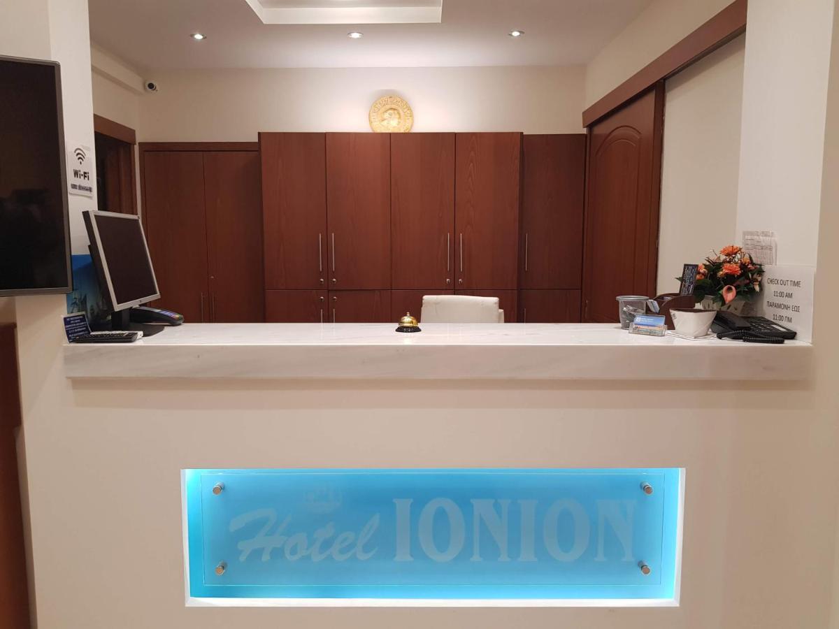 Hotel Ionion - Laterooms