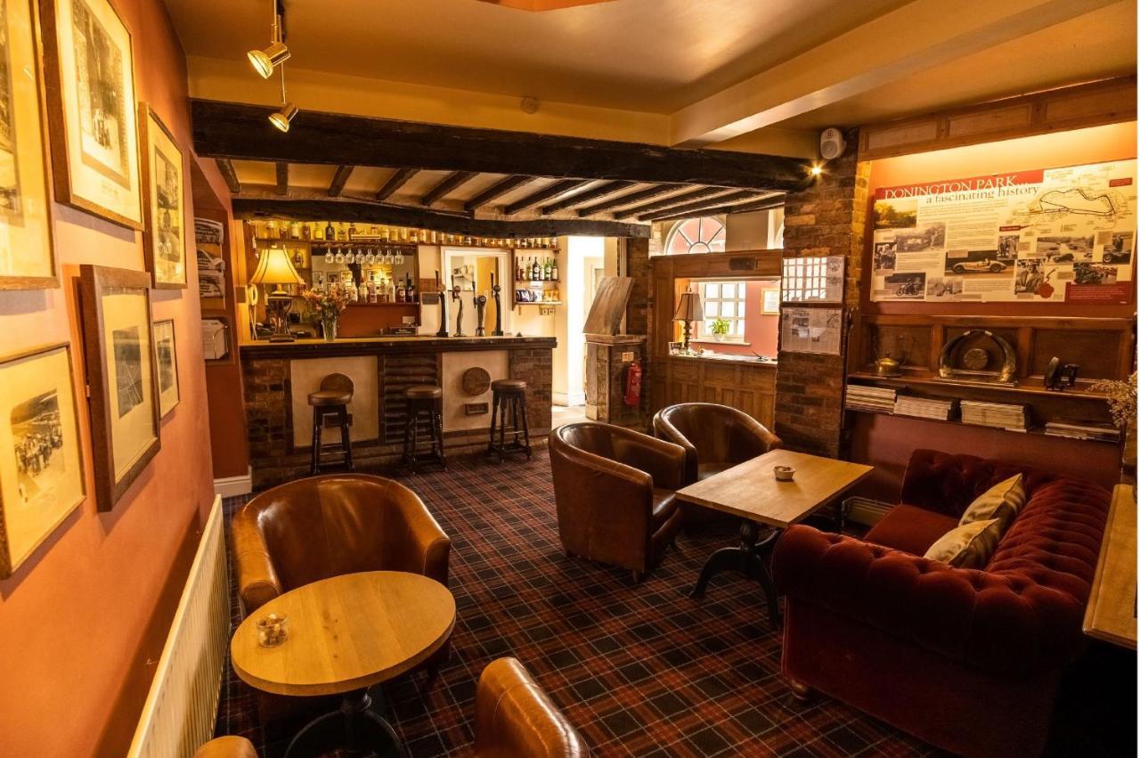Donington Park Farmhouse Hotel - Laterooms
