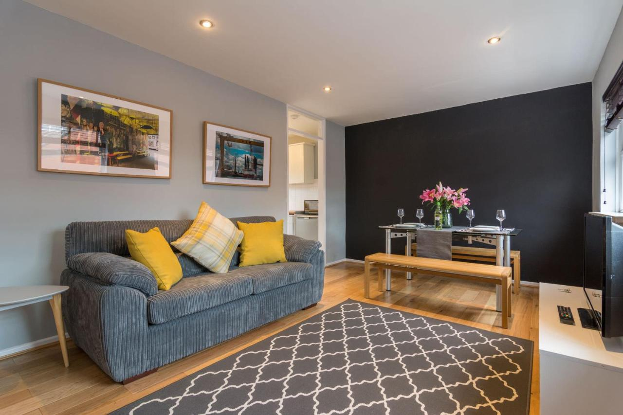 Central Belfast Apartments - Laterooms