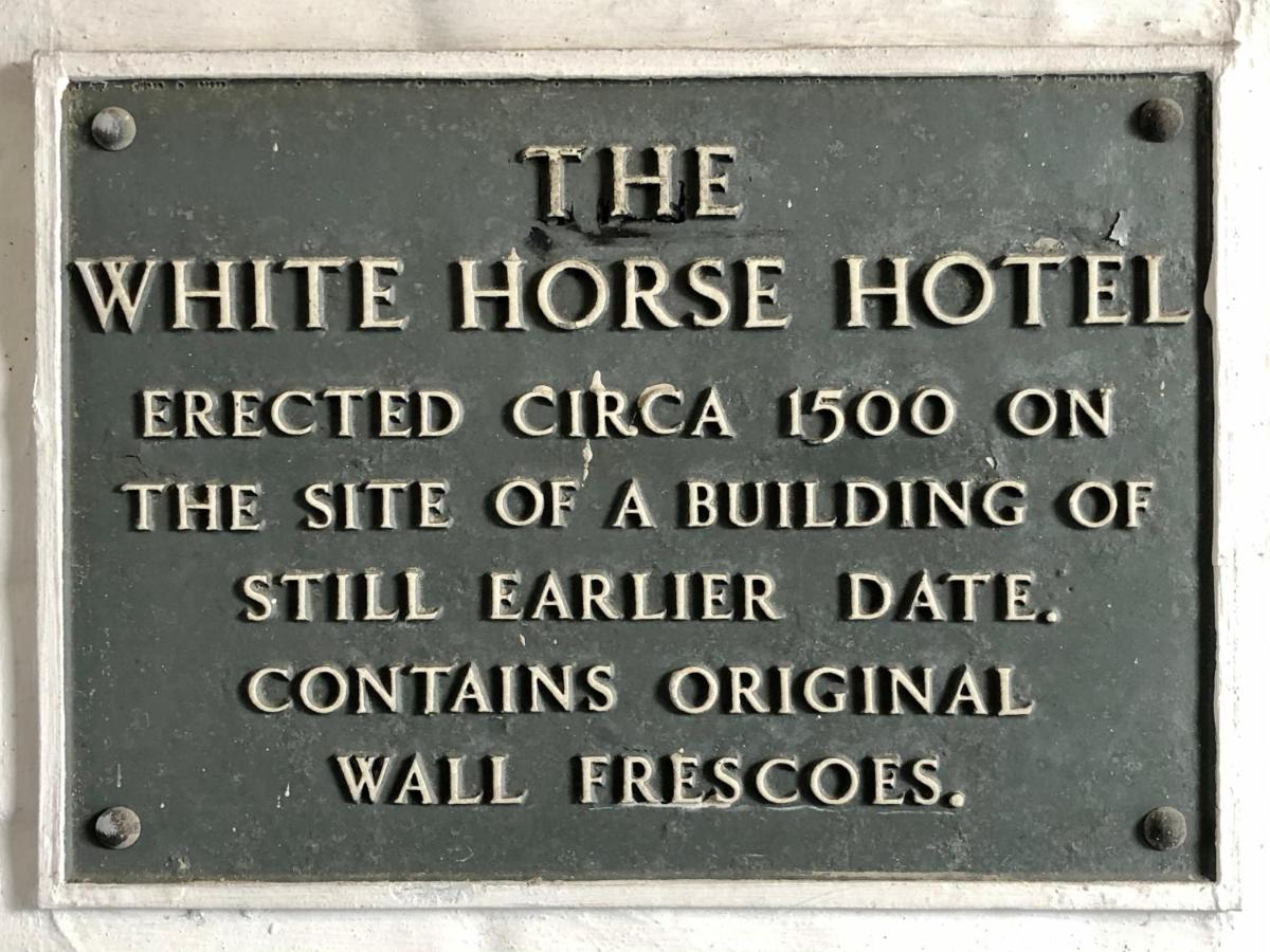 The White Horse Hotel & Brasserie - Laterooms
