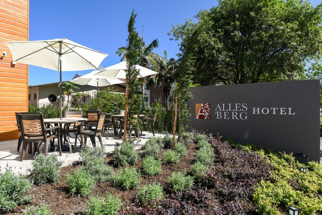 Hotel Alles Berg - Foto Booking
