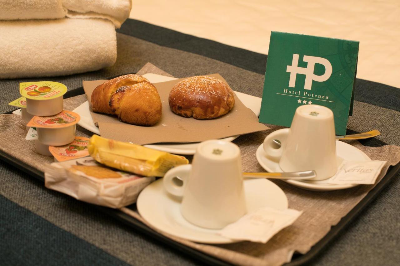 Hotel Potenza - Laterooms