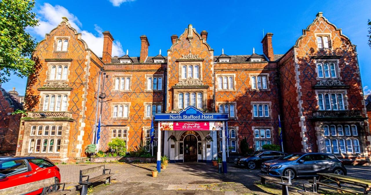 North Stafford Hotel, Town Centre - Laterooms
